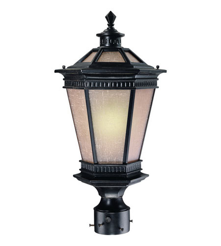 Dolan Designs Vintage 1 Light Exterior Post Lantern in Winchester 9797-68 photo