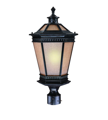 Dolan Designs 9799-68 Vintage 1 Light 24 inch Winchester Exterior Post Lantern photo