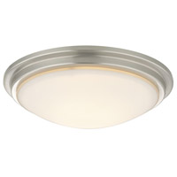 Recesso Satin Nickel Recessed Decorative Trim