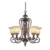 Dolan Designs Greta 5 Light Chandelier in Verona 1070-162
