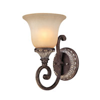 Dolan Designs Greta 1 Light Wall Sconce in Verona 1076-162 photo thumbnail