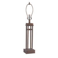 Dolan Designs 13171-60 Mix and Match 29 inch 150 watt Peruvian Table Lamp Base Portable Light