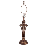 Dolan Designs 13193-90 Mix and Match 31 inch 150 watt Sienna Table Lamp Base Portable Light