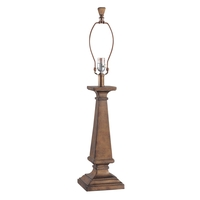 Dolan Designs 13221-90 Mix and Match 31 inch 150 watt Sienna Table Lamp Base Portable Light
