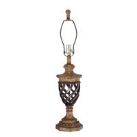 Dolan Designs 13351-34/211 Mix and Match 31 inch 150 watt Olde World Iron and Yuma Table Lamp Base Portable Light