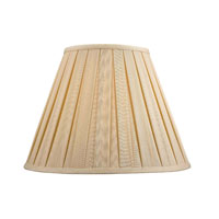 Mix and Match Dark Beige Linen 12 inch Lamp Shade