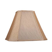 Mix and Match Gold Beige 11 inch Lamp Shade