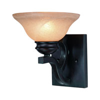 Dolan Designs Garrison 1 Light Wall Sconce in Antique Bronze 1606-20