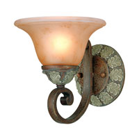 Windsor 1 Light 8 inch Sante Fe Wall Sconce Wall Light