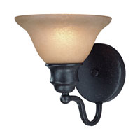 Atlantis 1 Light 7 inch Georgian Wall Sconce Wall Light