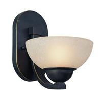 Fireside 1 Light 7 inch Bolivian Wall Sconce Wall Light in Carmelized