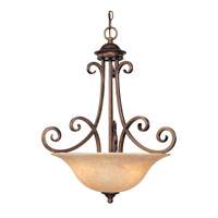 Medici 3 Light 21 inch English Bronze Pendant Ceiling Light