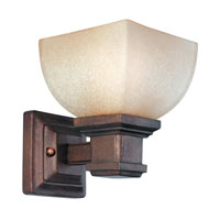 Dolan Designs Belltown 1 Light Wall Sconce in Sienna 2376-90