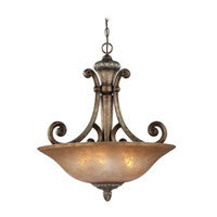 Dolan Designs 2404-162 Carlyle 3 Light 24 inch Verona Pendant Ceiling Light