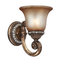 Dolan Designs Carlyle 1 Light Wall Sconce in Verona 2406-162