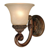 Dolan Designs Carlyle 1 Light Wall Sconce in Canyon Clay 2406-54