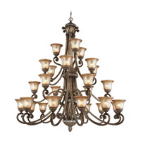 Dolan Designs Carlyle 27 Light Chandelier in Verona 2409-162 photo thumbnail