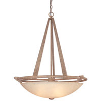 Dolan Designs Sunset Park 4 Light Pendant in Sonora 2584-55 photo thumbnail