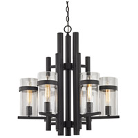 Dolan Designs 2620-79 Cortona 6 Light 25 inch Cumberland Bronze Chandelier Ceiling Light