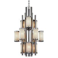 Dolan Designs Cortona 12 Light Chandelier in Vista 2623-66 photo thumbnail