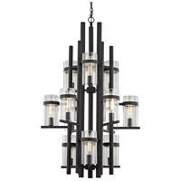 Dolan Designs 2623-79 Cortona 12 Light 29 inch Cumberland Bronze Chandelier Ceiling Light 3 Tier