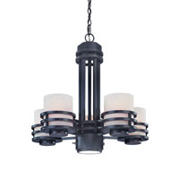 Dolan Designs Saturn 6 Light Chandelier in Bolivian 2660-78
