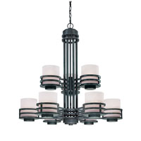 Dolan Designs Saturn 9 Light Chandelier in Bolivian 2662-78