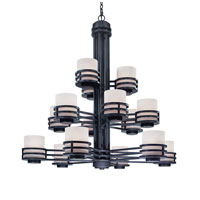 Dolan Designs Saturn 15 Light Chandelier in Bolivian 2663-78 photo thumbnail