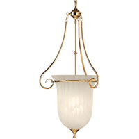 Dolan Designs Richland Polished Brass Pendant 270-14 photo thumbnail