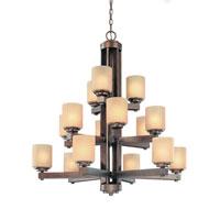 Dolan Designs Sherwood 15 Light Chandelier in Sienna 2703-90 photo thumbnail