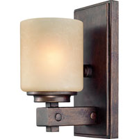 Dolan Designs Sherwood 1 Light Wall Sconce in Sienna 2706-90