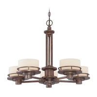 Dolan Designs Beacon 5 Light Chandelier in Classic Bronze 2910-206