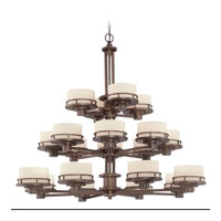 Dolan Designs Beacon 20 Light Chandelier in Classic Bronze 2913-206