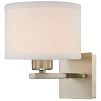 Dolan Designs 2976-09 Tecido 1 Light 7 inch Satin Nickel Wall Sconce Wall Light