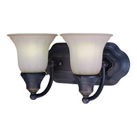 Richland 2 Light 13 inch Bolivian Bath Vanity Wall Light in Carmelized