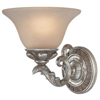 Ambrosia 1 Light 8 inch Florentine Wall Sconce Wall Light