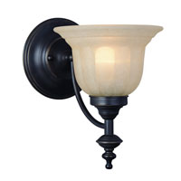 Dolan Designs Richland 1 Light Wall Sconce in Bolivian 667-78 photo thumbnail
