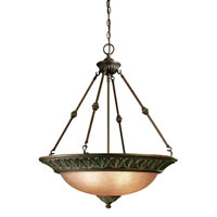 Dolan Designs Geneva 3 Light Pendant in Sante Fe 841-38