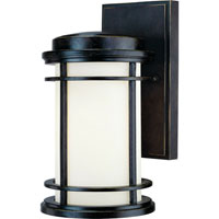 La Mirage 1 Light 11 inch Winchester Exterior Wall Lantern