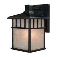 Barton 1 Light 13 inch Winchester Exterior Wall Lantern in Arizona