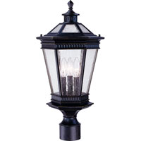 Dolan Designs Vintage 3 Light Exterior Post Lantern in Winchester 9197-68 photo thumbnail