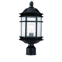 Dolan Designs 9238-68 Barlow 1 Light 18 inch Winchester Exterior Post Lantern  photo thumbnail