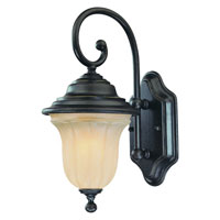 Helena 1 Light 14 inch Winchester Exterior Wall Lantern