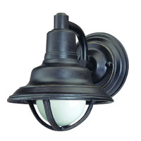 Dolan Designs 9280-68 Bayside 1 Light 8 inch Winchester Exterior Wall Lantern photo thumbnail