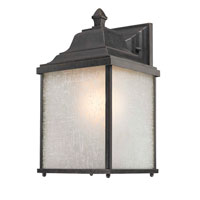 Charleston 1 Light 13 inch Winchester Outdoor Wall in White Linen