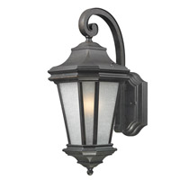 Lakeview 1 Light 21 inch Olde World Iron Outdoor Wall