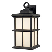 Rockaway 1 Light 22 inch Manchester Outdoor Wall
