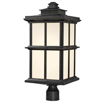 Rockaway 1 Light 24 inch Manchester Post Lantern