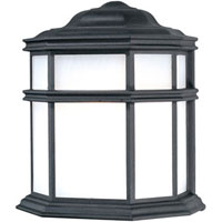 Dolan Designs Skyler 1 Light Exterior Wall in Black 945-50