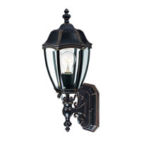 Dolan Designs Roseville 1 Light Exterior Wall Lantern in Antique Bronze 950-20